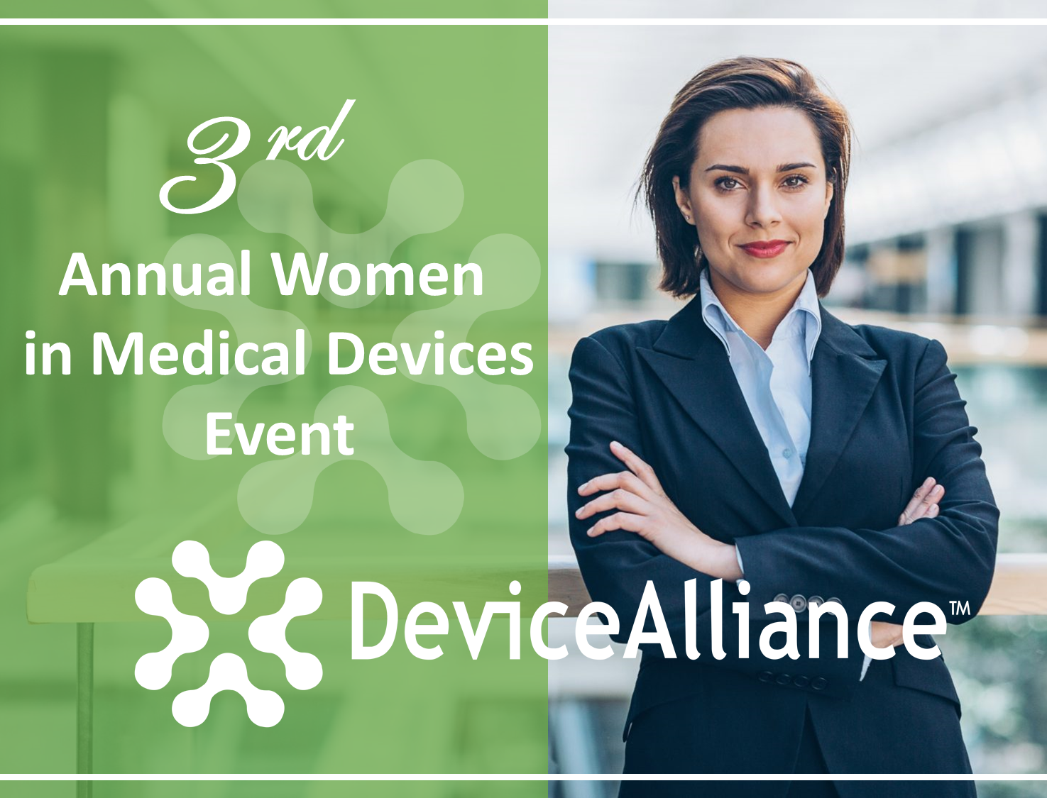 3rd Annual Women in Medical Devices