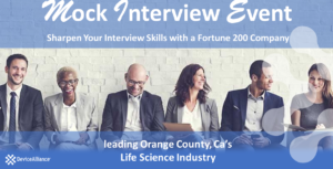 DeviceAlliance Mock Interview Small Group Event - Device
