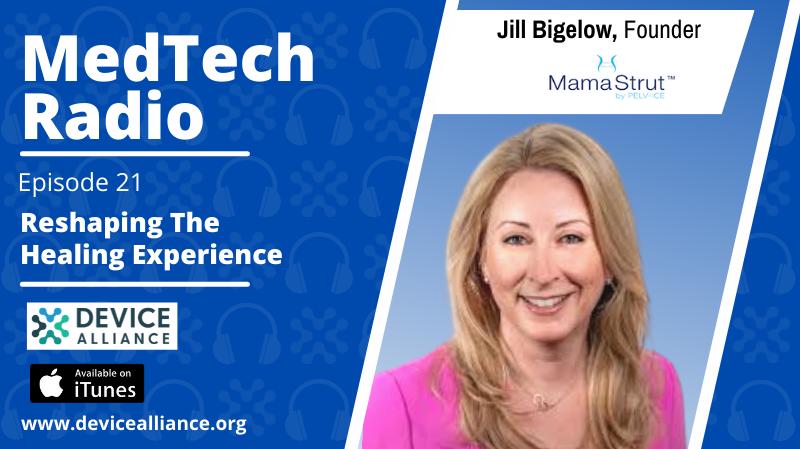 Jill Bigelow: Reshaping the Healing Experience   Ep.21