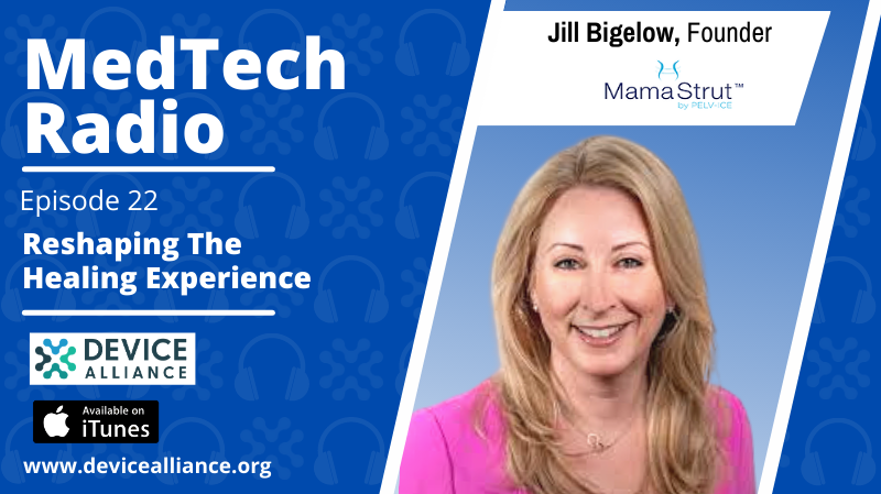 Jill Bigelow: Reshaping the Healing Experience | Ep.22