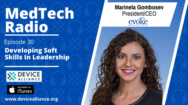 Marinela Gombosev: Developing Soft Skills in Leadership | Ep.30