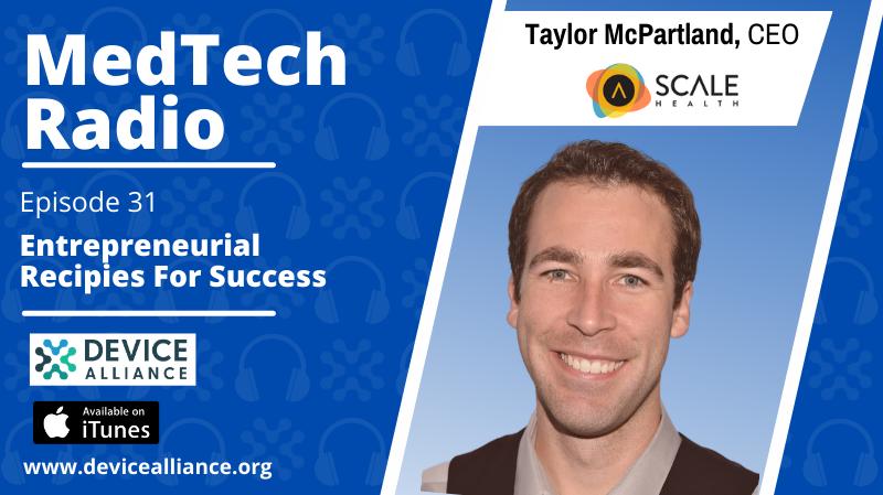Taylor McPartland: Entrepreneurial Recipes for Success   Ep. 31